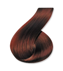 Vopsea profesionala permanenta Cece of sweden 125 ml nr. 6/65-mahon rosu blond inchis/mahoganyred dark blond